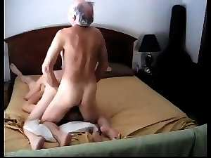 Experienced Couple Sharing