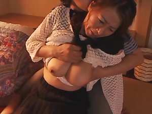 Rika Fujishita naughty mature chick enjoys hard banging