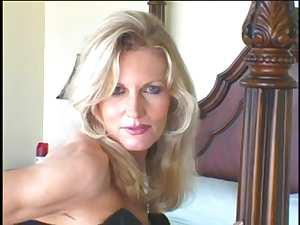 Hot Gilf baruska getting drilled by dark boy-friend