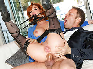 Veronica Avluv & Rocco Siffredi in Perfect Slaves #4 Movie