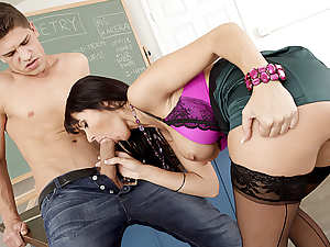 Eva Karera & Bruce Venture in My First Sex Teacher