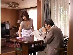 Mature Japanese mother Desires young Cock