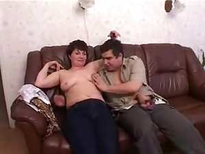 Russian Mature And Boy 258