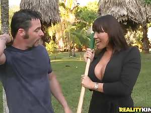 Ava Devine laid in the bathroom