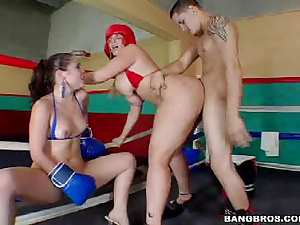Boning in the boxing ring