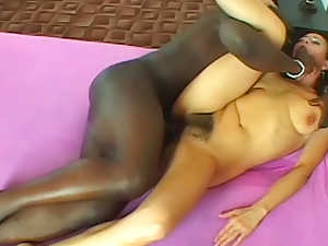 Hairy vagina interracial sex stars milf