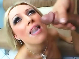 Diana Doll hardcore fuck and facial