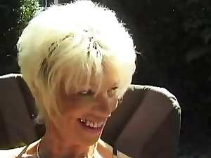 FRENCH Solid n2 2 tempting blonde lezzy housewives housewives solid man