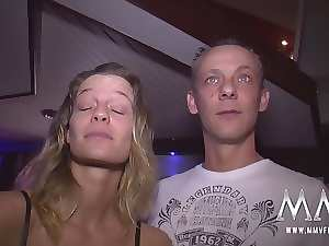 MMV Films Experienced and Saucy teen German swinger party