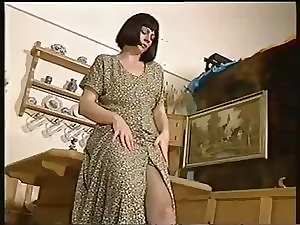 Aged wenches pantyhose