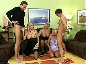Group sex with Housewifes - 2