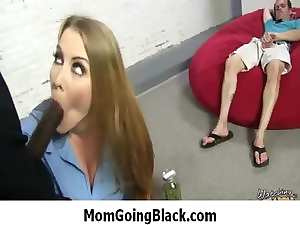 My mother is a monster ebony dick rider 6
