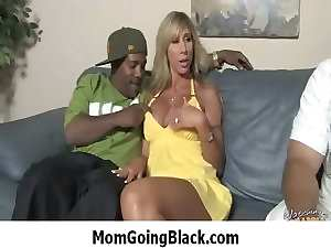 My mother banged by my best black friend 18