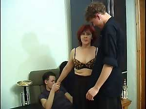 Seductive russian stepmom 20