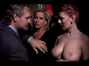 Attractive mature Couple Sharing Big titted Redhead Lady...(Vintage) F70