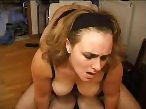 FRENCH CASTING n59 blond hirsute rectal stepmom seductive mom 18yo